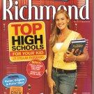 Richmond Magazine, October 2005 David Baldacci article interview