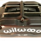 Wilwood 120 6548 FS Racing Disc Brake Caliper, Billet Superlite 4R/ST, 4 piston
