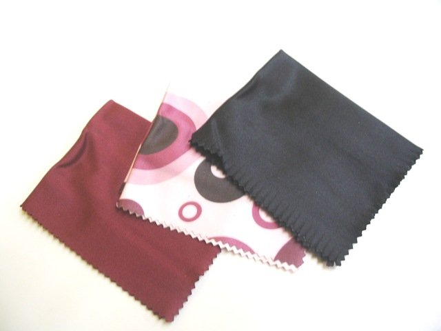 Three Pack Microfiber Cloths