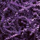 Crinkle Cut Paper Shred Gift Basket Filler - Purple - 3.5 oz New _171-15