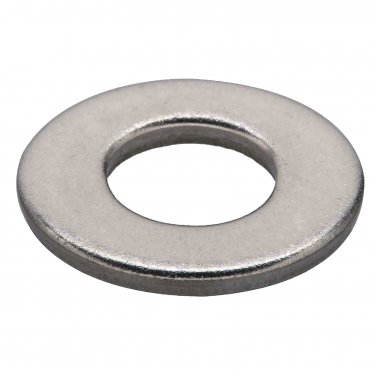 """Flat Washers Pack of 50 Steel 1.5"""" fit 3/4"""" Bolt SAE Zink Plated _237-02"""