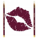 "Raisin Lip Liner Set of 2 Wooden 7"" Pencils by Apple Cosmetics _183-18"