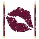 "Raisin Lip Liner Set of 2 Wooden 7"" Pencils by Apple Cosmetics _183-18"