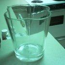 Ego Italian crystal vase