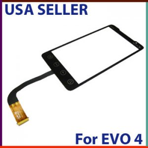 Touch Screen Glass lcd digitizer Repair replacement for Sprint HTC Evo SMARTPHONE 4G 4 th PC36100