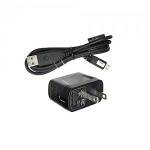 Motorola Micro-USB SPN5504 Home and Travel Charger usb cord cable for RAZR2 v8 v9  Droid X