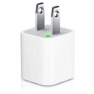 USB AC Power Wall Charger outlet ADAPTER for iPod TOUCH nano 2G 3rd 4th iPhone 1st gen 3G 4 3GS 4s