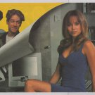 WEIRD SCIENCE 2-page PRINT AD Vanessa Angel TV show '90s advertisement 1994
