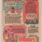 Whoppers in history PRINT AD Leaf malted milk candy vintage advertisement 1980