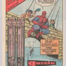 Garcia spinning rod & reel '80s PRINT AD Spider-Man fishing pole advertisement 1984