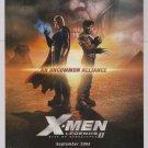 X-Men Legends II video game PRINT AD Wolverine Magneto advertisement 2005
