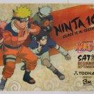NARUTO Cartoon Network PRINT AD Toonami advertisement 2005