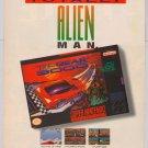 TOP GEAR 3000 video game '90s PRINT AD Super Nintendo Kemco advertisement 1994
