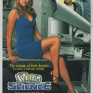 WEIRD SCIENCE Vanessa Angel '90s PRINT AD tv series advertisement USA 1994