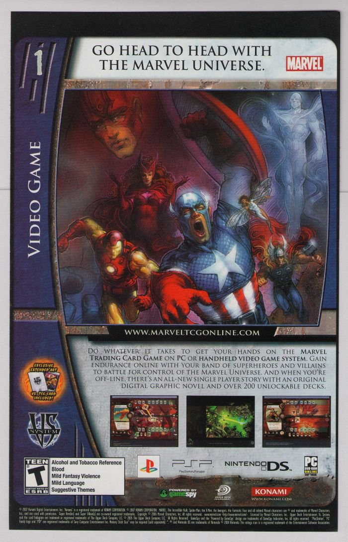 Get Marvel Trading Cards Game Pictures