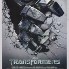 TRANSFORMERS movie PRINT AD mini-poster film advertisement 2007