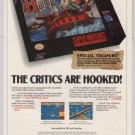 HOOK movie video game '90s PRINT AD Peter Pan Sony Super NES advertisement 1991