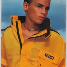 POLO SPORT Ralph Lauren '90s PRINT AD boy fashion advertisement yellow jacket 1997