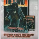 THE STAND Captain Trips PRINT AD Stephen King book advertisement 2009