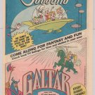 JETSONS Galtar and the Golden Lance '80s PRINT AD Hanna-Barbera cartoon TV ad 1985