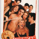 AMERICAN PIE Tara Reid, Alyson Hannigan, Menu Suvari PRINT AD sexy movie advertisement 1999