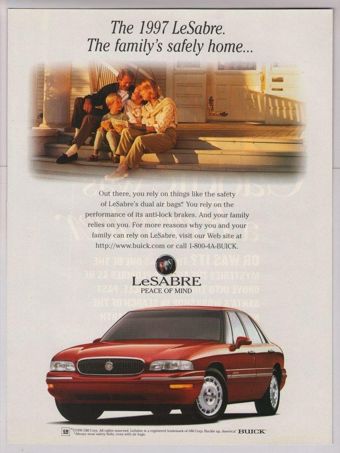 F A D D B on 1996 Buick Lesabre