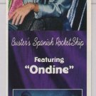Buster Poindexter '90s PRINT AD Spanish Rocket Ship music album advertisement 1997