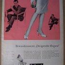 Bel Ami stockings '50s German PRINT AD vintage advertisement 1957