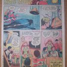 Hostess Fruit Pie '80s PRINT AD Aquaman, Aqualad, Mera vintage comic book advertisement 1980