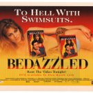 Elizabeth Hurley Nude Bedazzled Snake Movie Naked Advertisement Ad Page 2000