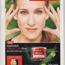 GARNIER Sarah Jessica Parker PRINT AD makeup advertisement 2010