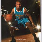 CHRIS PAUL got milk PRINT AD L.A. Clippers NBA basketball advertisement 2009