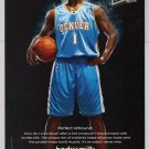 CHAUNCEY BILLUPS got milk PRINT AD Denver Nuggets L.A. Clippers NBA Body by Milk advertisement 2009