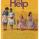 The Help EMMA STONE Movie Viola Davis Bryce Dallas Howard PRINT AD Advertisement 2011