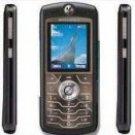 Motorola L6 SLVR Black