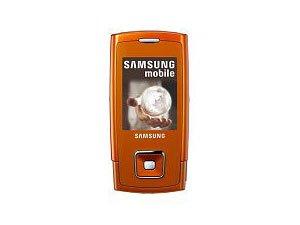Samsung SGH-E900 Orange