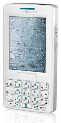 Sony Ericsson M600 (White) Touch Screen