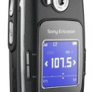 Sony Ericsson Z710i Cell Phone - Twilight Black