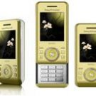 Sony Ericsson S500 Spring Yellow Phone (GSM Unlocked)