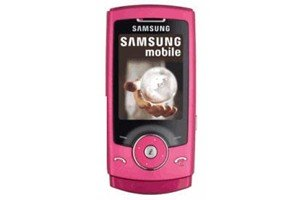 Samsung SGH-U600 Ultra Edition Candy Pink