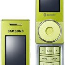 Samsung SGH - X830 Unlocked GSM Cell Phone (Green)
