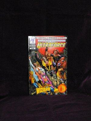 Malibu Comics - Ultraforce (Collector Item)(11 comics)