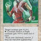 Armor of Faith - Magic The Gathering
