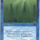 Sunken City - Magic The Gathering