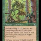 Wirewood Guardian - Magic The Gathering