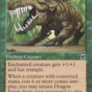 Dragon Fangs - Magic The Gathering