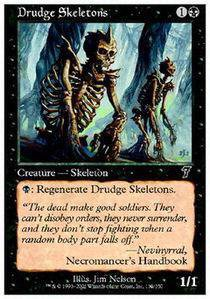 Drudge Skeletons - Magic The Gathering