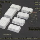 Open AMMO Crate Kit - MSF-0001B( Bits for WARHAMMER 40K)