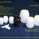 Barrel Kit #01(Bits for WARHAMMER 40K Mordheim Pulp) - KITFA-0001