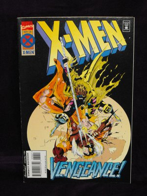 Marvel Comics - X-MEN #38